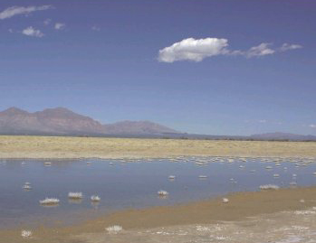 Lake Lucero, New Mexico